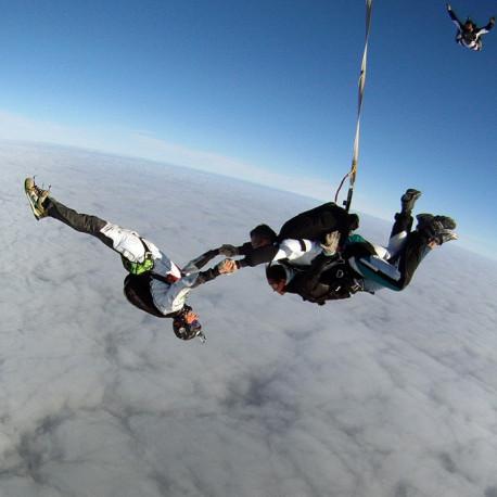 Saut en parachute Lens Lille Nord