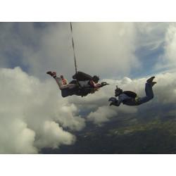 Baptême en parachute VIP