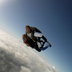 Saut en parachute avec option VIDEO & PHOTO