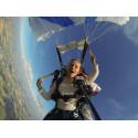 Saut en parachute - Photos & vidéo embarquées